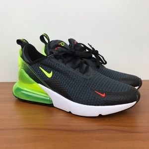 "Nike Air Max 270 RF (GS) ""Volt"""